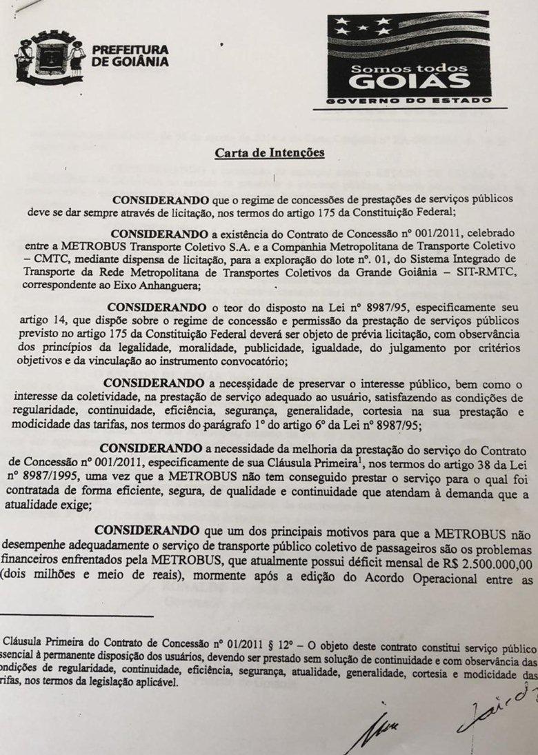 governo reuniao iris rezende protocolo dois - Mais Goiás